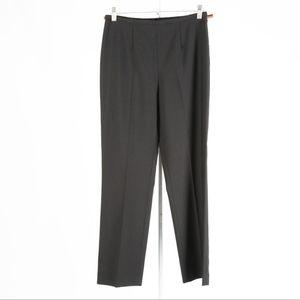 ESCADA – Black Virgin Wool Slim Leg Pants – 38